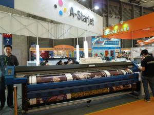 China 3.2M large format eco-solvent printer of A-Starjet  EpsonDX5 print head on sale
