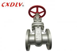 China 2-12 Resilient Seated Gate Valve , Solid Wedge Gate Valve With Flanged Ends on sale