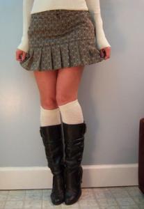 China Comfortable Cotton Knee High Socks , Jacquard Womens Knee High Stockings on sale