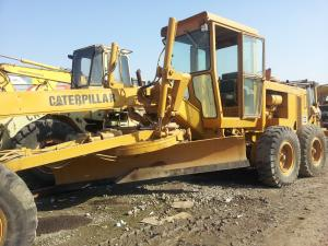 China Used Motor Grader CAT 140H on sale
