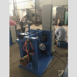 China Multi Wire Tubular Induction Annealing Machine Tinning To Winding 1-16 Wires On 630 Bobbin on sale