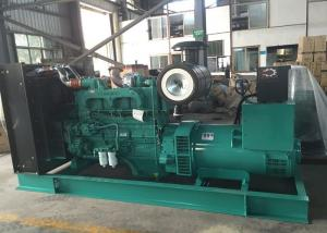 China 350Kva Open Diesel GeneratorCummins Generator Low Fuel Consumption Generator on sale