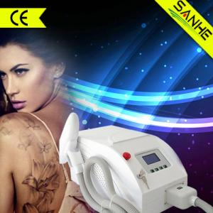 China mini q switch ND yag laser whitening and spot removal machine on sale