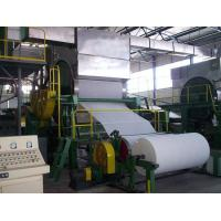 The type 1575 Tissue paper machine / nissan 3-5 tons 1575mm toilet paper machine