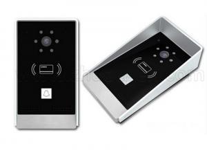 China GSM/3G Wireless Video Door Phone Wireless Doorbell  Wireless Door Intercom System for villa with Rain cover on sale