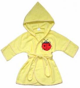 China Children Cotton Bathrobe (BR-101) on sale