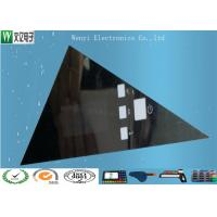 China Capacitive Touch Membrane Panel Switch With Tempered Glass Silk Screen Print on sale