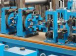 Diameter 114mm ST37 ST52 Steel Tube Production Line Easy To Operate