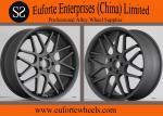 Колеса Euor алюминиевого сплава настраивая с красным покрытием колеса 20 дюймов