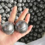 Hardness 63 2.5J/CM2 20mm Cast Iron Grinding Balls