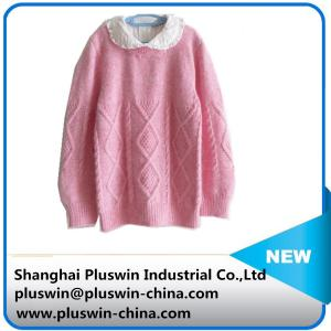 China hot sale high quality OEM women cashmere sweater on sale