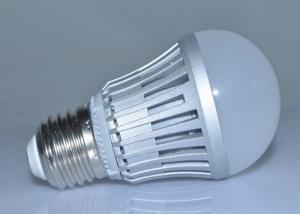 China High CRI E27 / E26 LED Globe Bulbs 3.5W Aluminum Alloy Housing on sale