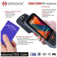 Long Range UHF RFID Reader Writer Handheld RFID Reader 900mhz with Bluetooth
