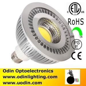 China 17w cob led spotlight lamps halogen par38 led dimmable ETL/PSE/CE/ROHS ul energy star on sale