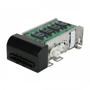 China RS232 Motorized Card Reader / IC Card Reader Equipment For Self-Service Device on sale