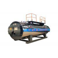 0.5 Ton - 20 Ton Industrial Steam Boilers Gas Diesel Oil Fired Steam Boiler