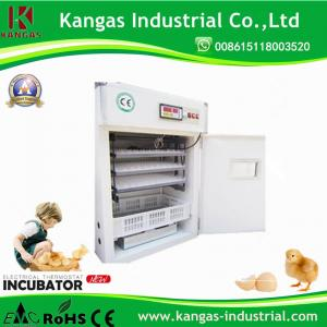 China CE Approved 264 Egg Incubator Professional Automatic Egg Incubator Machine Price (KP-5) on sale