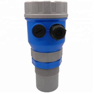 China Digital ultrasonic diesel level sensor price on sale