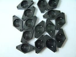 China Durable CNC Micro Machining Aluminum Engine Eount W/ Clutch Custom Milling on sale