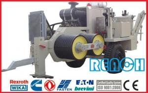 China Overhead Cable Stringing Equipment and Stringing Tools on sale