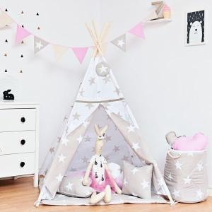China Teepee India tent child play house indoor & outdoor play tent on sale