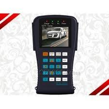 China 2.5 inch LCD Monitor RS485 ptz Controller CCTV Camera Tester 960 x 240 resolution CEE-CT01 on sale
