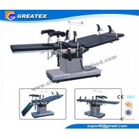 Stainless Steel Electric Exam Table / Chair for obstetric , chest belly surgery , ENT