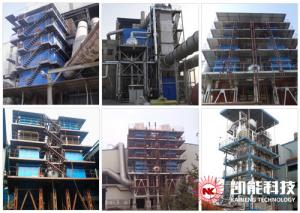 China Steam Generator Submerged Arc Furnace Waste Heat Boiler / Whr Boiler on sale