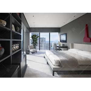 China White Bedroom Furniture Sets / Apartment Living Room Furniture Sets on sale