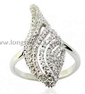 China 925 silver rings jewelry on sale