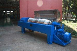 China drilling mud decanter centrifuge on sale