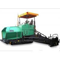 4 Tons Hopper Capacity Asphalt Paver Machine , Deutz 140KW Diesel Asphalt Paving Equipment Rental