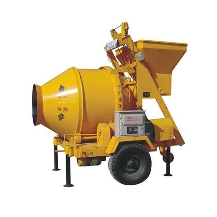 JZC250 Self-Lifting Concrete Mixer