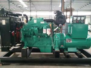 250kw diesel generator set powered by Cummins MTA11-G3 low