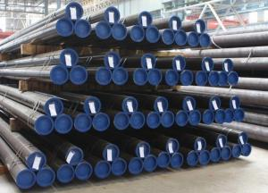 Quality API 5L Hot Rolled Seamless Carbon Steel Tubing / Line Pipe For Oilfield for sale