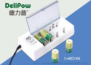 China 4 Rechargeable Batteries 3000mah , Nimh Battery Charger OEM Available on sale