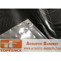 Temporary Acoustic Barriers for Highway Noise Reduction Temporary or Permanently Solutions