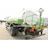 Safety Water Tanker Light Duty Commercial Trucks With High Strength Structure