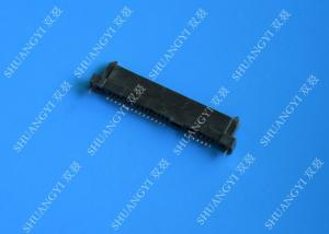 China Black PCB Wire To Board Connectors , 22 Pin Jst Crimp Type Connector on sale
