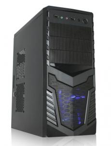 China USB 3.0 ATX Mid Tower Silent PC Case on sale