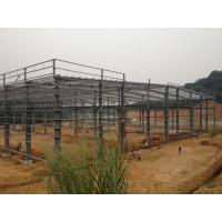 High Quality /Good Price Building Steel Frame For Industrial Workshops/Storage