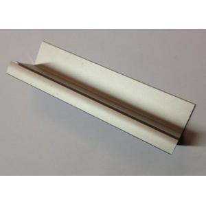 China Silver Custom Aluminium Solar Panel Frame , Anodised Aluminium Profiles on sale