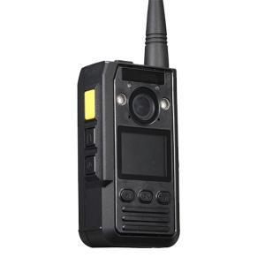 China Black Body Worn Security Camera , Police Body Worn Audio Recorder on sale