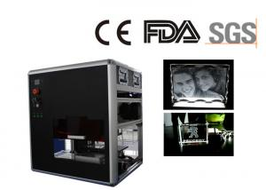 China 50Hz or 60Hz Glass Laser Engraving Machine 3D Subsurface Laser Engraving CE FDA Approved on sale