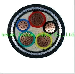 China Copper conductor PVC insulated Power Cable on sale