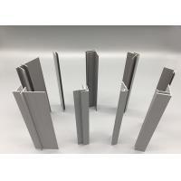 Shinning Painted Powder Coated Aluminum Extrusions Oxidation Resistance