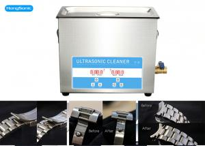 China 6.5 Liter 150W Digital Ultrasonic Cleaner For Watch Making Industry on sale