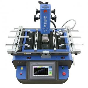 China hot air + Infrared SMT SMD Rework Soldering Stations wds580 BGA Repair Machine on sale