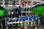380V Plastic Bottle Blowing Molding Machine High Automatization Low Consumption