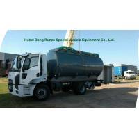 Hydrochloric Acid transport Chemical Tanker Truck 15000L ~16000L Capacity